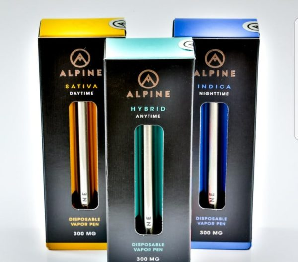 Alpine-Disposable-Vapor-Pen-Variety   Cannabis Express. On-demand Marijuana Delivery in San Francisco and Bay Area. Weed, fast. Medical and Recreational available.